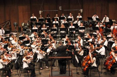 Chamber, Symphony & Philharmonic Concert - FSU String Orchestra Camp