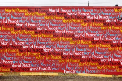 World Peace Mural