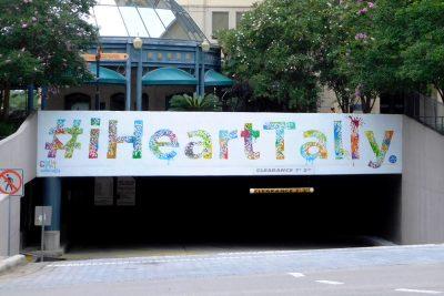 iHeartTally Mural