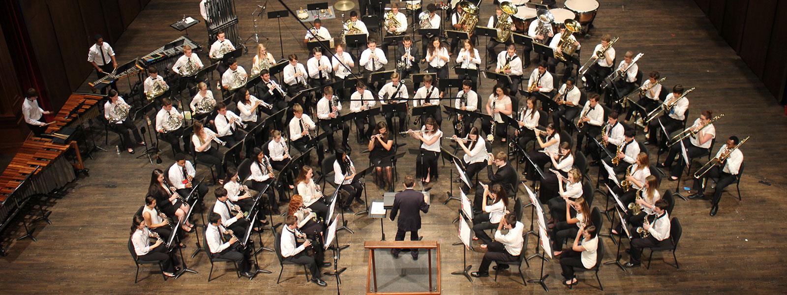 Final Performance Fsu Middle School Band Camp Presented