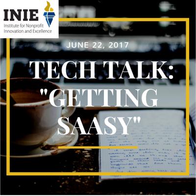 "Tech Talk: ""Getting SAASY"""