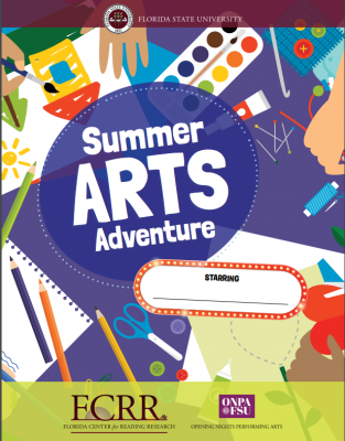 Summer Arts Adventure Booklet