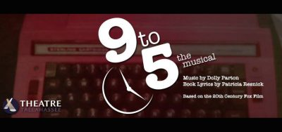 Auditions: 9 to 5 the musical