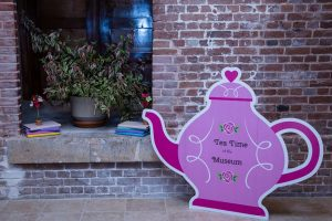 """The Secret Garden"" Tea at the Museum"