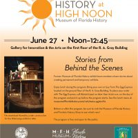 History at High Noon- Stories from Behind the Scenes at MFH
