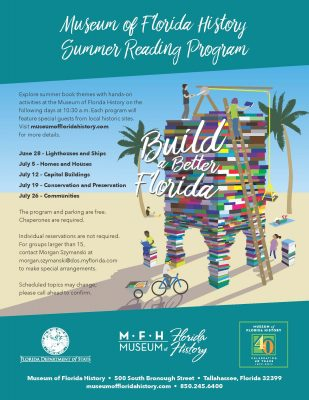 MFH's Summer Reading Program