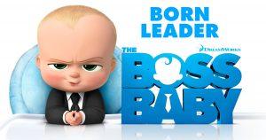 ASLC Blockbusters Presents: The Boss Baby