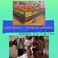 Chris Boyko + Michelle LaFrance