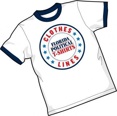Clothes Lines: Florida Political T-shirts