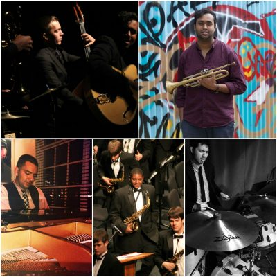 Jazz on the Square featuring the Vincent Moore Quintet