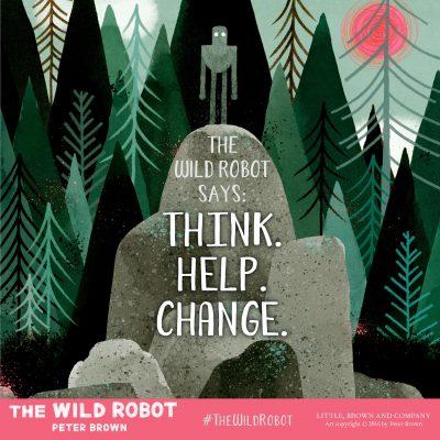 Parent/Child Book Club - The Wild Robot
