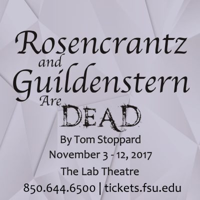 """rosencrantz and guildenstern are dead fate Issues of life and death arise when the players foretell the fate of rosencrantz and guildenstern  play in """"rosencrantz and guildenstern are dead."""