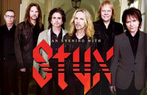 Styx with special guest The Outlaws