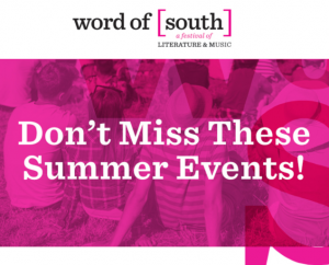 Word of South presents #1 New York Times best-sell...