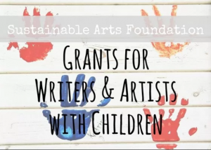 Grants for Writers & Artists with Children