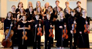 Auditions for Sinfonia Allegro and Arioso