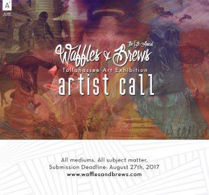 5th Annual Waffles & Brews Art Show