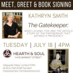 Author Event and Book Signing