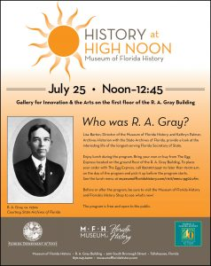 History at High Noon - Who Was R. A. Gray?