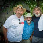 Jim Crozier with Dadburn Varmints