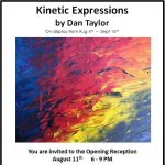Kinetic Expressions Art Opening