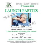 L3X (Lifelong Learning Extravaganza) Launch Party