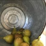 Making and Canning Fig Preserves