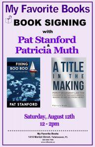 Meet the Pats Book Signing
