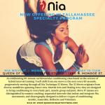 Monday Nia Move IT- Cardio Dance