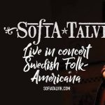 Sofia Talvik w/ Echo Electric & All is Well With The Architect Within Me