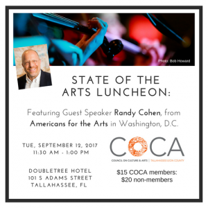 State of the Arts Luncheon