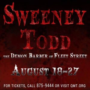 Sweeney Todd at QMT
