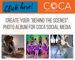 "Submit to COCA's ""Behind the Scenes"""