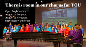 Call for Singers For Tallahassee Civic Chorale