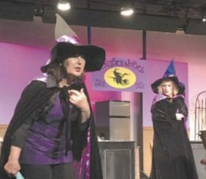 The Kitchen Witches, a Benefit Performance