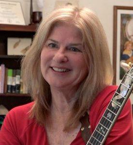 Fridays at Noon - Mary Z. Cox, banjo