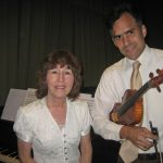 Fridays at Noon -- The Lopez Tabor Duo