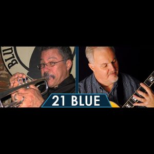 21 Blue with Longineu Parsons and Ted Schumate