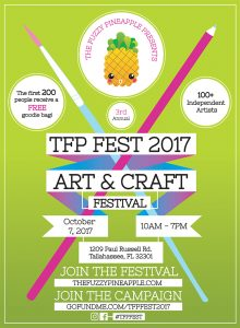 TFPFEST 2017 The Fuzzy Pineapple Art and Craft Fes...