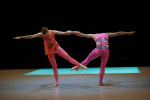"Pam Tanowitz Dance with Simone Dinnerstein -- ""New Work for Goldberg Variations"""