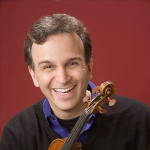 TEF Presents Gil Shaham, violin, and Akira Eguchi, piano