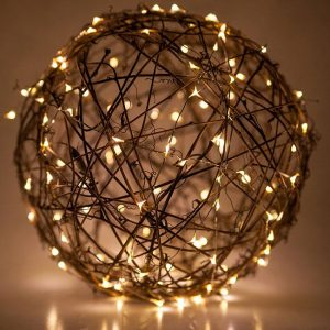 Sculpture Creations | Holiday Vine Ball