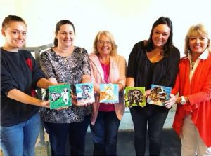 Adults: VIP Painting Class   Freedom of Expression