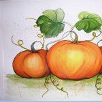 SENIORS: Senior Moments Class | Watercolor Pumpkins