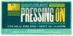 Pressing On: A Letterpress Film Screening