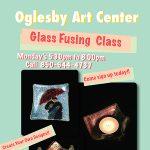 Glass Fusing Class