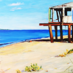 ADULTS: VIP Painting Class | Beach