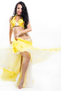 Belly Dance Level II with Omaris