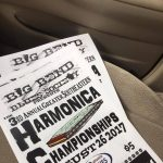 Blues Harmonica Championship Aug.26th @ 4:00pm