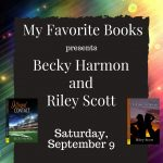 Booksigning with Becky Harmon and Riley Scott